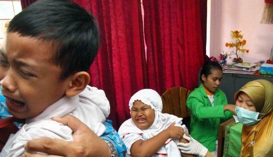 Imunisasi Vaksin Difteri