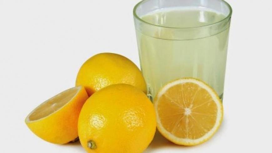 Lemon dan Air hangat